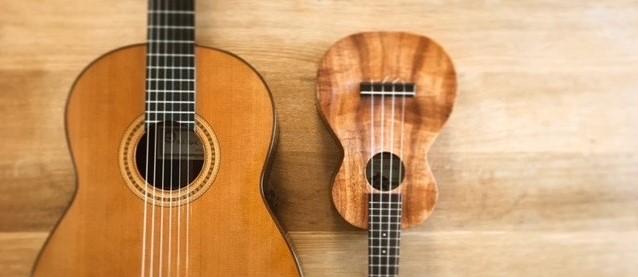 ギター・ウクレレ教室
